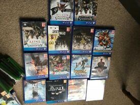 Loads new PS4 games for sale from £6 each to £30 each see pictures ask for prices