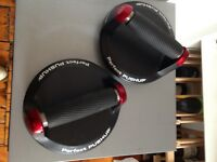Perfect Fitness V2 Pushup Handles. Perfect condition. Cost £29, sell £9.