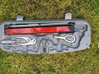 BMW e46 cabriolet tool tray