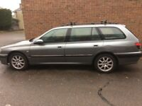 Peugeot 406 for quick sale. Very good engine starts first time every time. Elec. Windows, Mirrors,