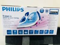 Philips Steam Iron Brand New and Sealed