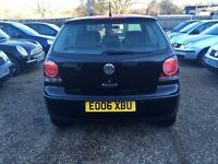 Volkswagen Polo 1.2 E 3dr 2006*IDEAL FIRST CAR*EXCELLENT CONDITION*CHEAP INSURANCE*FULL SERVICE HIST