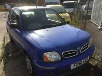 AUTOMATIC Nissan Micra 1.0 Litre SE Just 85000 Miles Long Advisory Free MOT Cheap To Run!