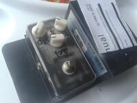 CUSTOMISED JOYO ULTIMATE OVERDRIVE DISTORTION FULLTONE OCD CLONE EFFECT FX PEDAL FOR BASS AND GUITAR