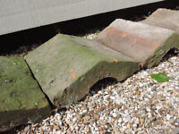 Reclaimed Coping Stones. 6 in total £40 each