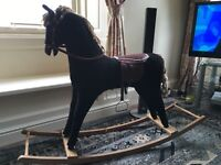 Kids Rocking Horse. Sturdy for ages 1 year plus