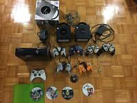 Xbox 360 + 2 Game cube Black Friday special