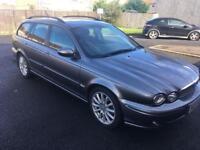 Jaguar diesel estate
