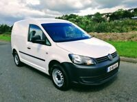 ***2015 Volkswagen Caddy 1.6 Tdi ***ONLY 57,000 km NO VAT!!!***