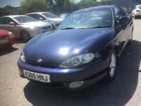 98 hyundai coupe se automatic 1 prev owner v v low 86 k mls leather ac cd alloys bodykit imaculate
