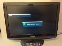 "Samsung SyncMaster 2032MW 20"" LCD TV 1680X1050 16:10 5MS SM2032MW 1000:1 VGA/HDMI SPKR"