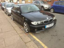 BMW 318ci m sport 04 plate 5 speed manual good condition £800
