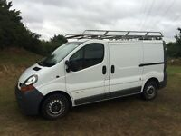RENAULT TRAFIC 2900 1.9 DCI DIESEL 2006 06-REG ONLY 99,000 MILES WITH FULL SERVICE HISTORY