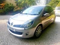 2006 Renault Clio 197 milltek exhaust
