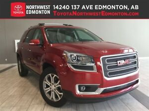 2013 GMC Acadia SLT1 | Heat Leather Seat | Bluetooth | Dual Sun