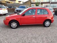 TOYOTA STARLET 1.3 AUTOMATIC 5 DOORS VERY SMOOTH AND QUIET DRIVE