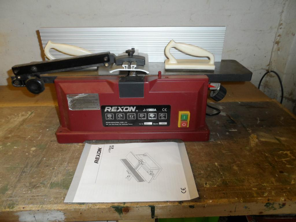 Rexon bench planer in rotherham south yorkshire gumtree Bench planer