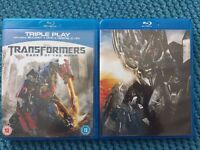 Transformers - 2 movies