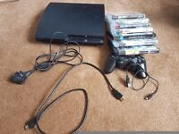 Ps3 7 games 120gb
