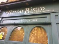 Front of house/restaurant waiting staff required at new bistro in Derby
