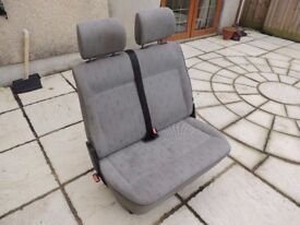 VW T4 Double front folding seat