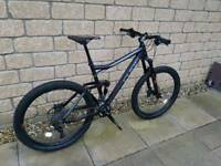 Cube stereo 160 mountain bike
