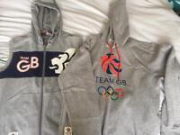 Men's team GB tops