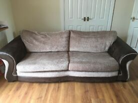 Sofa excellent condition for sale