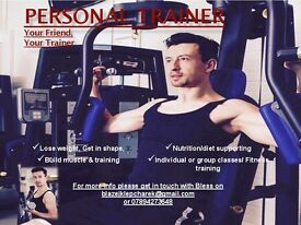 Personal training in London/Sevenoaks