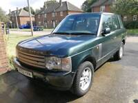 *Open to Offers* 2003 Range Rover TD6 Vogue