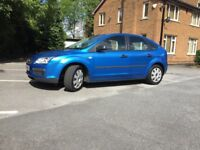 Ford Focus 1.8l LX 5 Door petrol