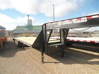 2016 Canada Trailers 30ft 12 Ton Float