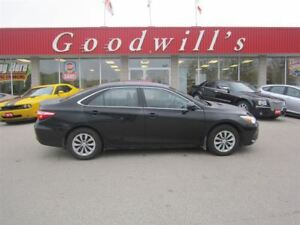 2016 Toyota Camry LE! PREVIOUS DAILY RENTAL!