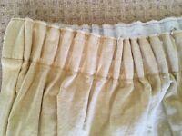 Curtains - 100% cotton