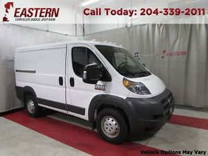 2015 Ram ProMaster 1500 LOW ROOF BACK UP CAM REMOTE ENTRY  SWING