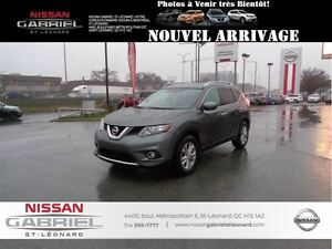 2014 Nissan Rogue SV AWD **TOIT PANORAMIQUE**SIEGE CHAUFFANTS