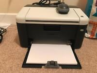 Brother WiFi laser printer new