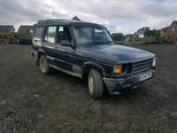 Land rover discovery 300tdi spares repairs parts off roader