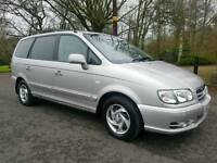 Hyundai Trajet 2.0 CRTD GSI 7 SEATER MPV! Only 86000 MILES! MOT'd December! FSH! DRIVES AS NEW!