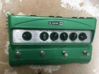 Line 6 DL4 Delay Pedal **Broken!!**