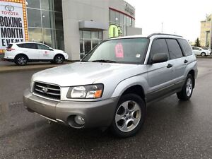 2004 Subaru Forester SOLD!2.5|AWD|XS