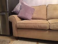 FREE DELIVERY Laura Ashley Two Seater Sofa in excellent condition