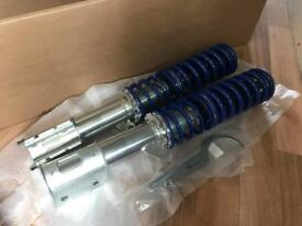 Astra mk4 adjustable coilovers