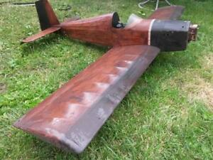 1945 Aircraft f4f wildcat RC vintage military monoplane WW2 Wings of Glory Airplane