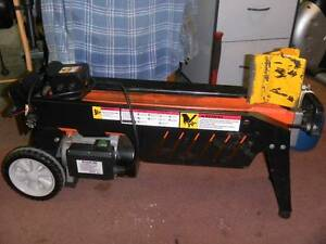 ELECTRIC LOG SPLITTER 7-TON BAUMER-AG LS7T-52 Longford Northern Midlands Preview