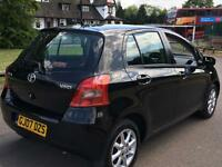 Toyota Yaris 1.3 Economy Model NewShape £30 Tax/Year, 55+ MPG, Like VW Polo Diesel