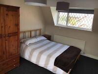Recently refurbished Double room
