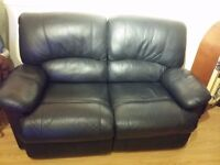 Black Recliner Couch