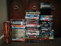 Load of dvds and blu-rays box sets