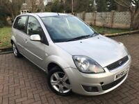 2008 Ford Fiesta 1.4 TD Zetec Climate 5dr ~ FULL SERVICE HISTORY ~ LONG MOT ~ £30 ROAD TAX~2 KEEPER
